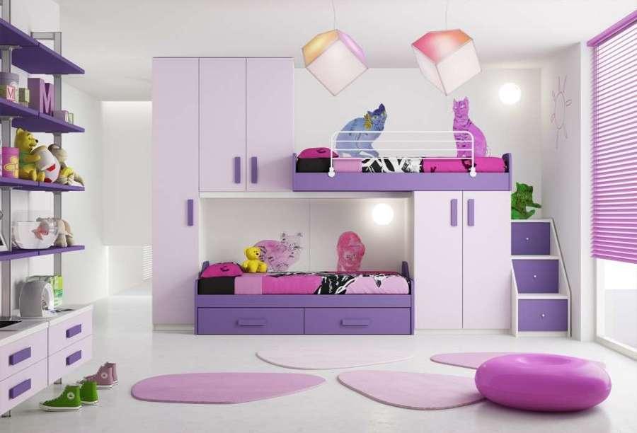 Alcune soluzioni per trasformare la cameretta in una camera per ragazzi idee interior designer - Studiare interior design ...