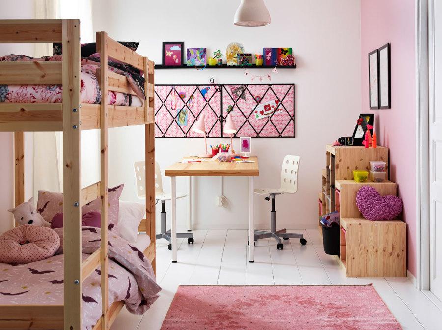 Alcune soluzioni per trasformare la cameretta in una camera per ragazzi idee interior designer - Bucare piastrelle bagno ...