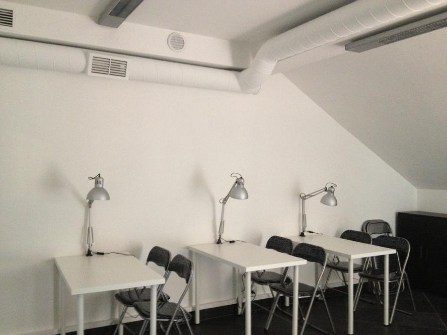 foto aula laboratorio