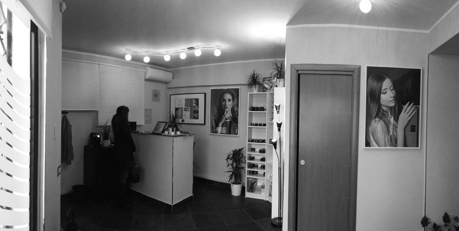 foto ingresso - reception
