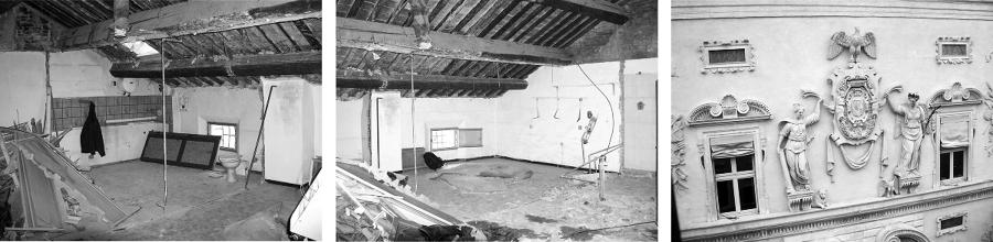 foto successive alla demolizione dello stato di fatto