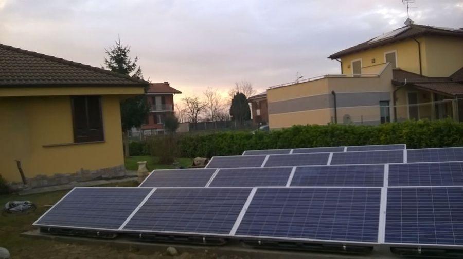 Risparmio energetico fotovoltaico con pompa di calore for Impianto fotovoltaico con pompa di calore prezzi