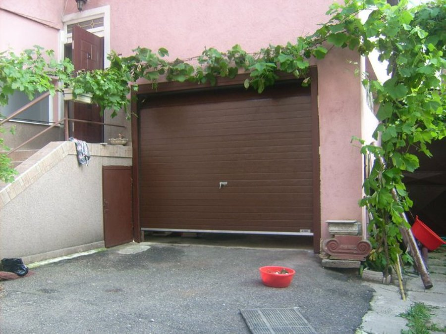 Garage a serranda