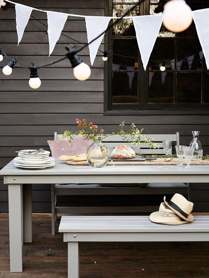 Feste in terrazza il miglior antidoto contro il caldo for Ghirlande di carta