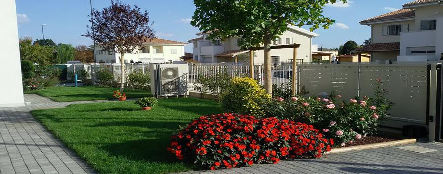 Giardinaggio recinzioni idee giardinieri - Recinzioni giardini privati ...