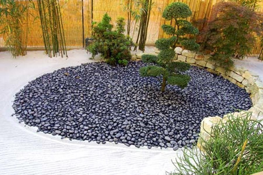 Foto giardini zen di lg marmi e pietre 471678 habitissimo for Giardini giapponesi milano