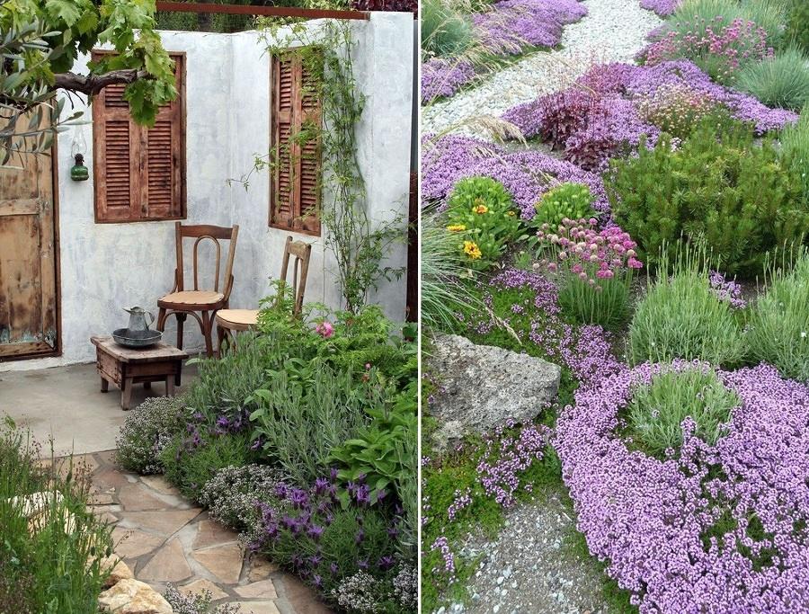Xerogiardineria giardini senza una goccia d 39 acqua in pi - Giardini mediterranei ...