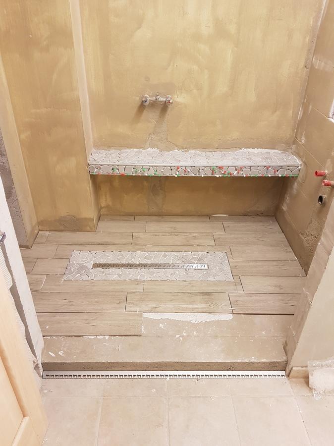 Bagno nuovo idee ristrutturazione casa for Idee bagno garage