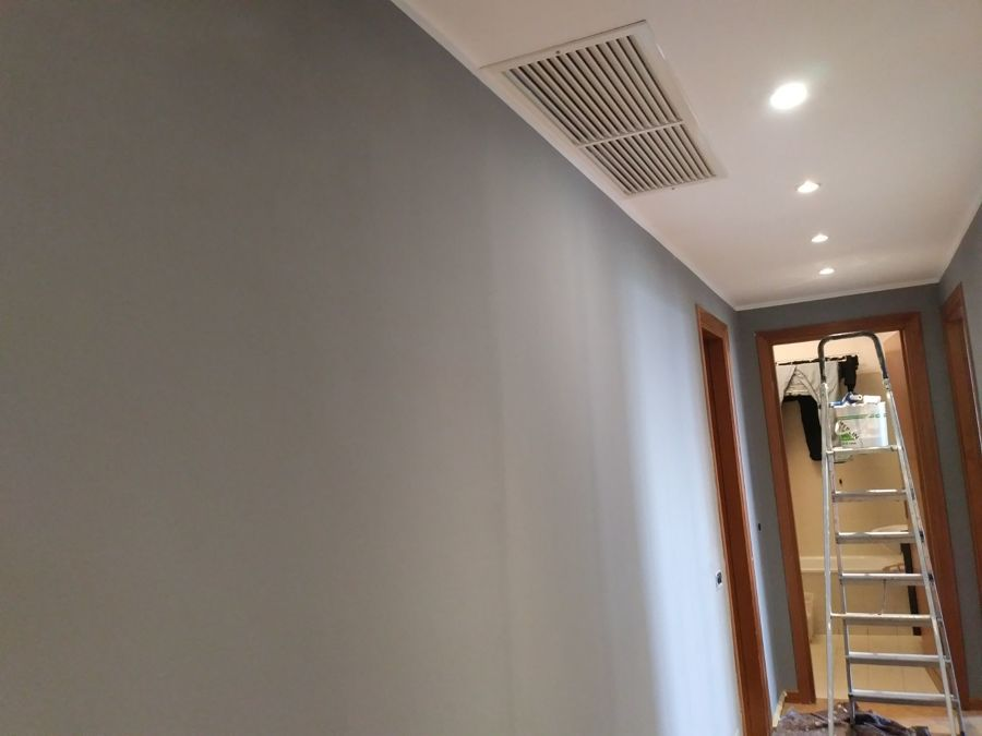 griglia di presa aria unità interna climatizzatore