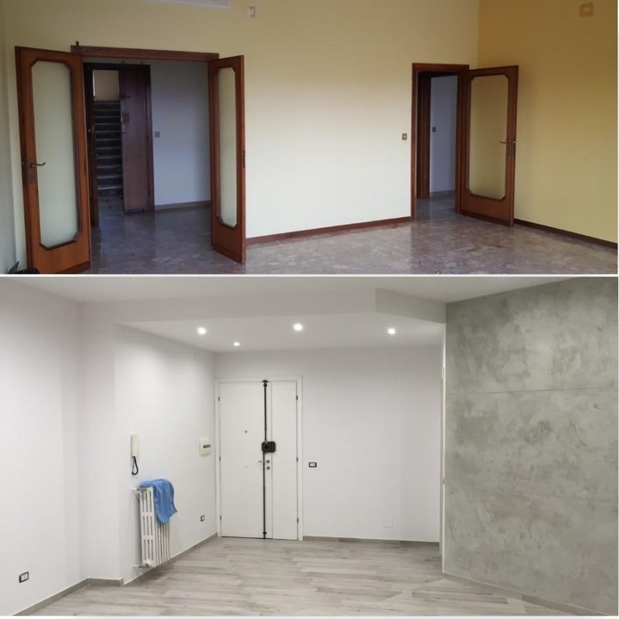 Guardando luingresso prima e dopo with case prima e dopo for Costo per aggiungere garage e stanza bonus