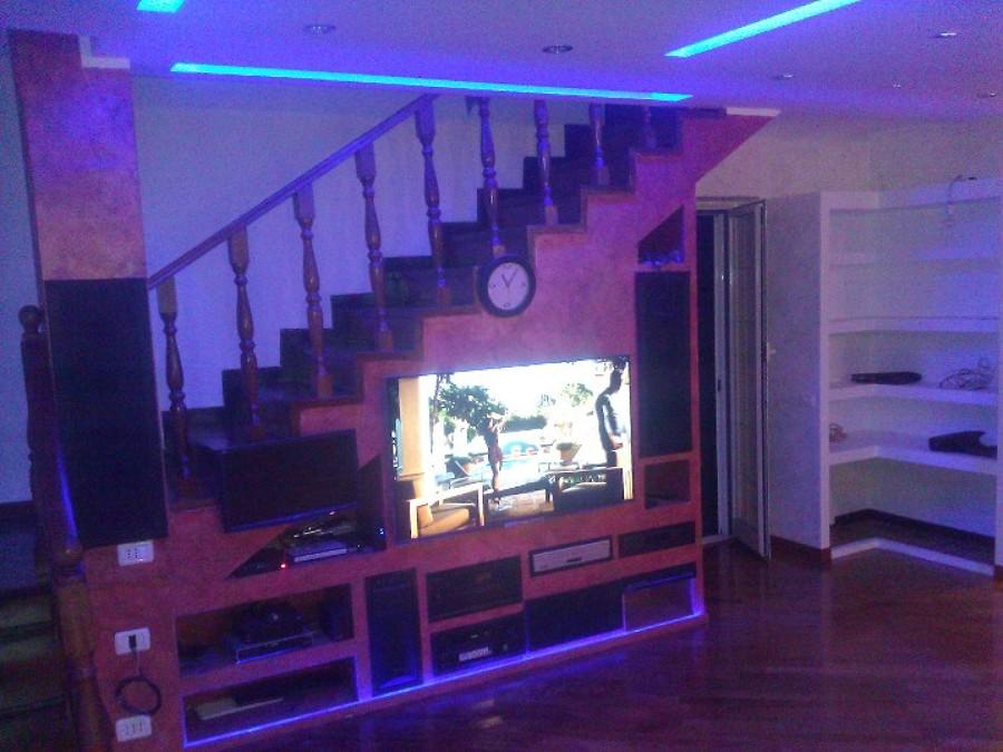 Progetto Home Theatre 7+1  Idee Ristrutturazione Casa