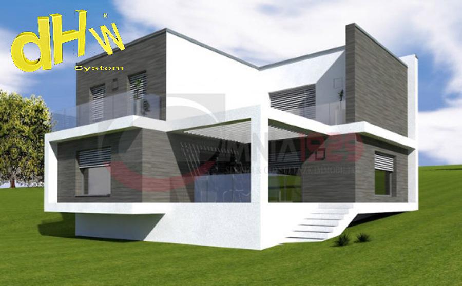 Ville moderne idee costruzione case prefabbricate for Costruzione ville moderne