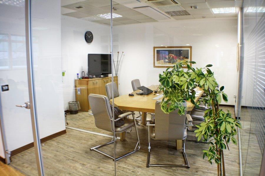 I nuovi uffici! - La sala riunioni