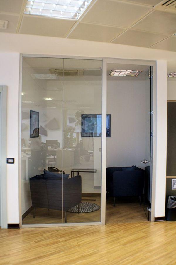 I nuovi uffici! - Una delle phone rooms