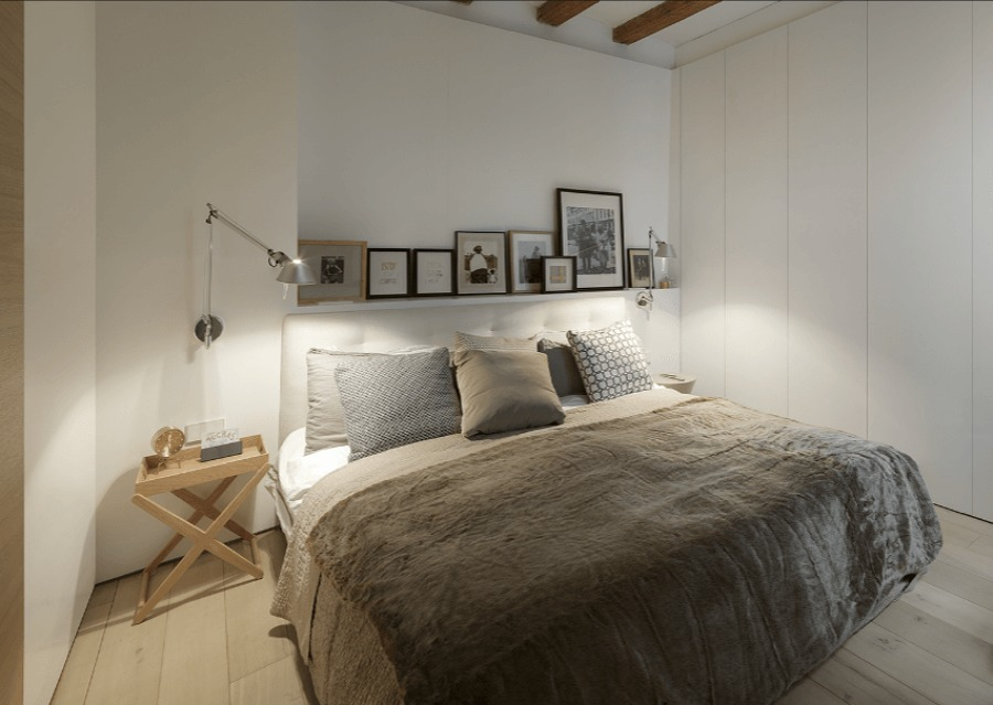8 regole per una camera da letto impeccabile idee interior designer for Idee armadio camera da letto