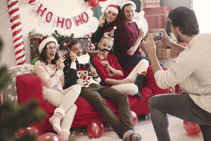 Idee per le foto di Natale