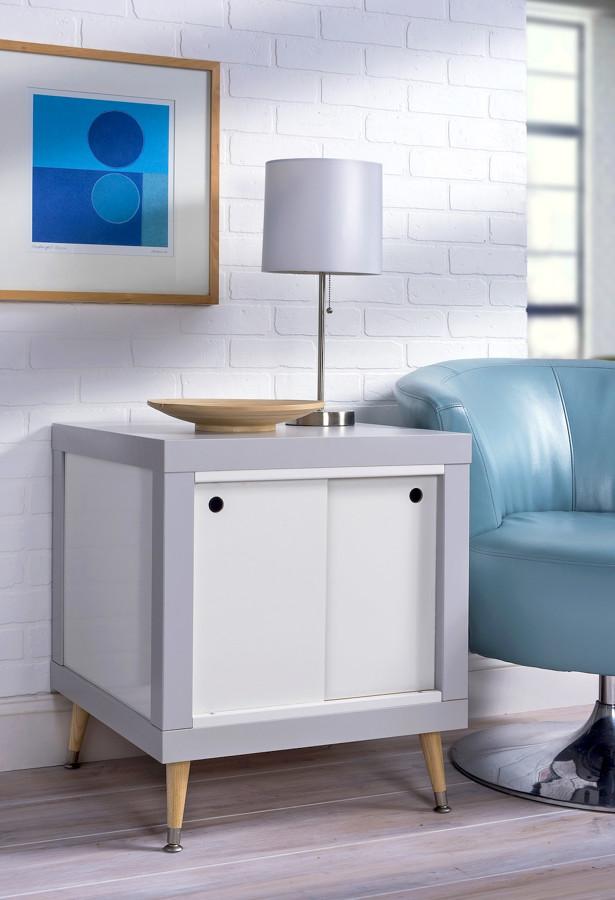 Foto ikea hack tavolino di manuela occhetti 622879 habitissimo - Ikea lack tavolino ...