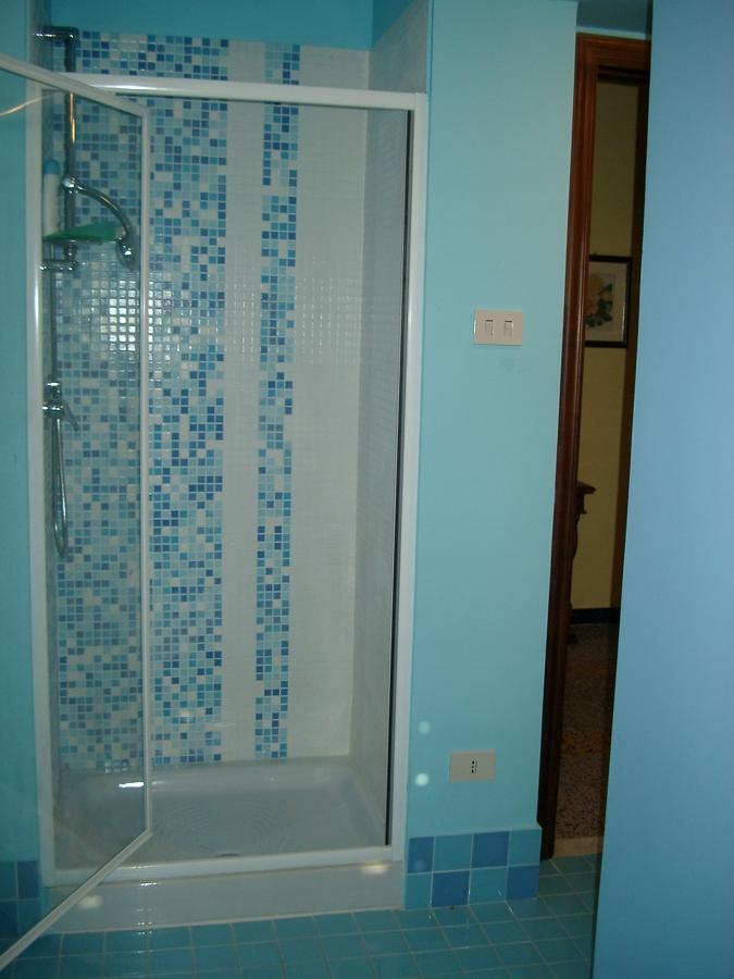 il bagno dei ragazzi