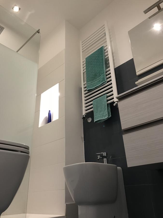 Il bagno di servizio