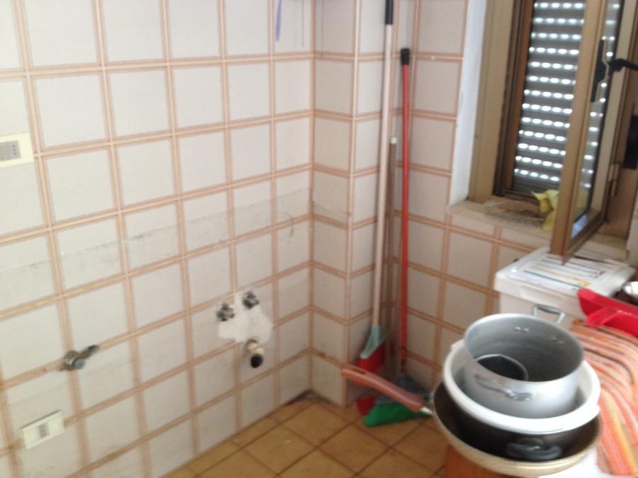 il bagno vecchio, ovvero come era