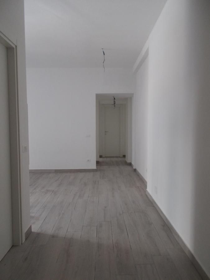 Il corridoio (fine lavori)