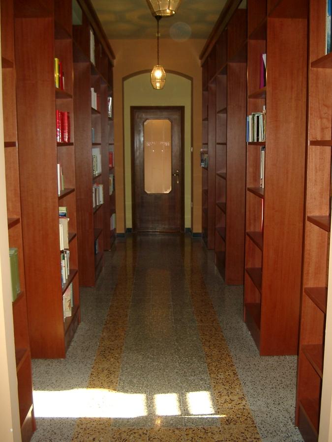 il corridoio libreria