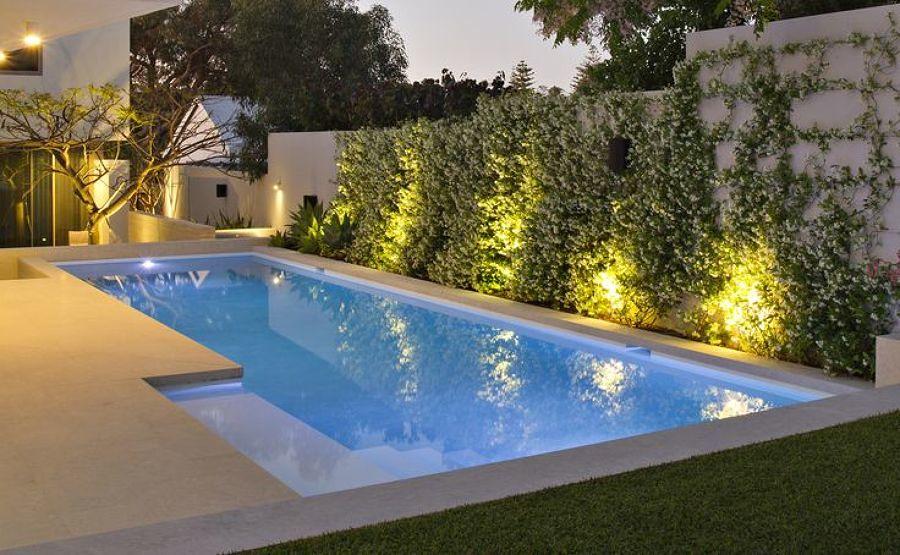 8 modi per illuminare il tuo giardino o la tua terrazza - Illuminazione piscina ...