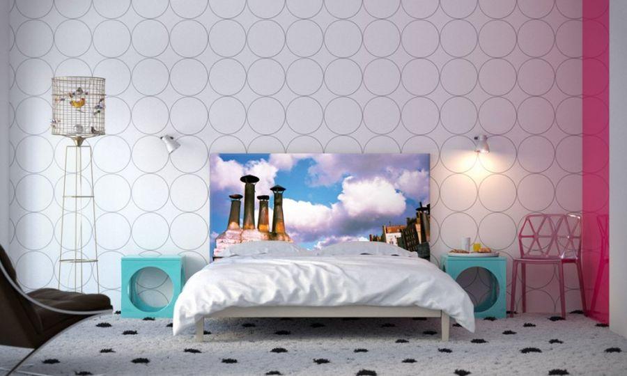 Foto illuminazione camera da letto di marilisa dones 410580 habitissimo for Illuminazione camera letto