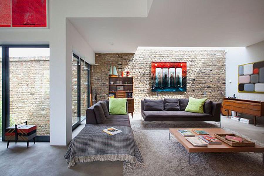 Foto illuminazione led soggiorno controsoffitto di - Luci soggiorno moderno ...