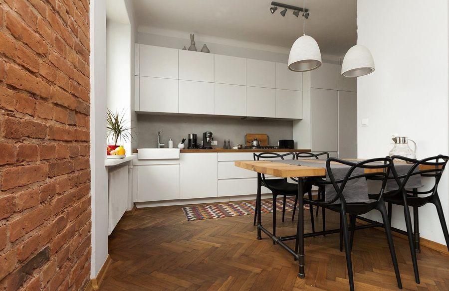 Illuminazione nelle cucine piccole