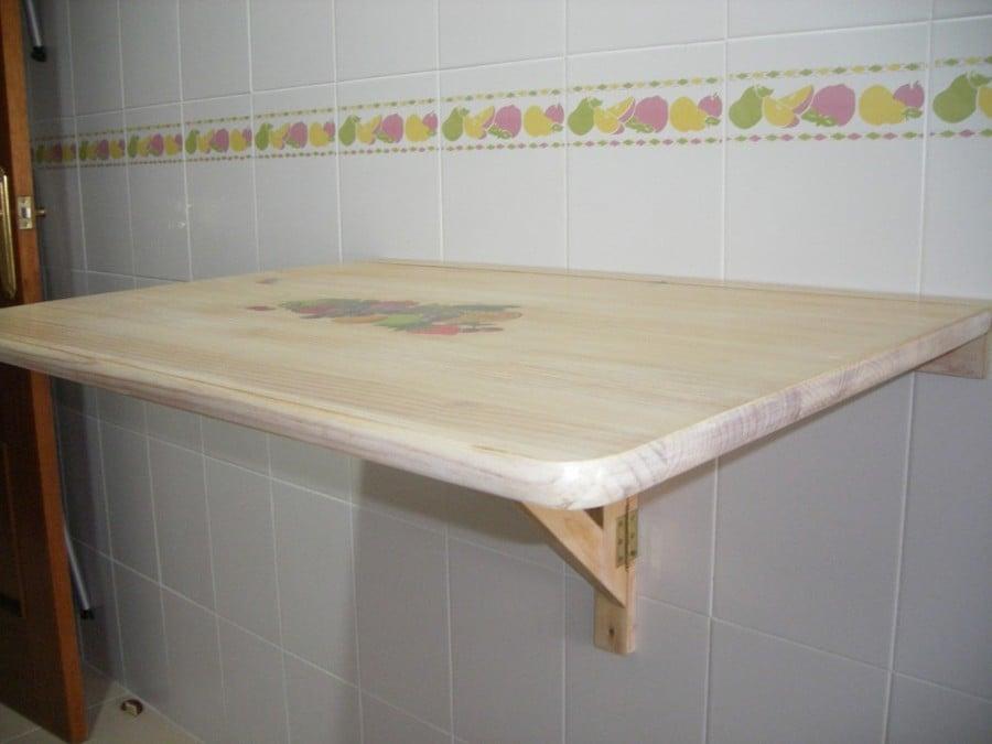 Come Costruire un Tavolo Aggiuntivo Per la Cucina | Idee Reformas
