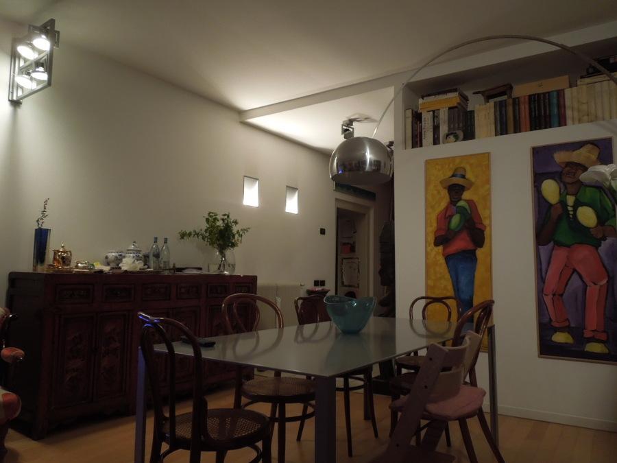 Ristrutturazione di antico magazzino in ufficio e - Da ufficio ad abitazione ...