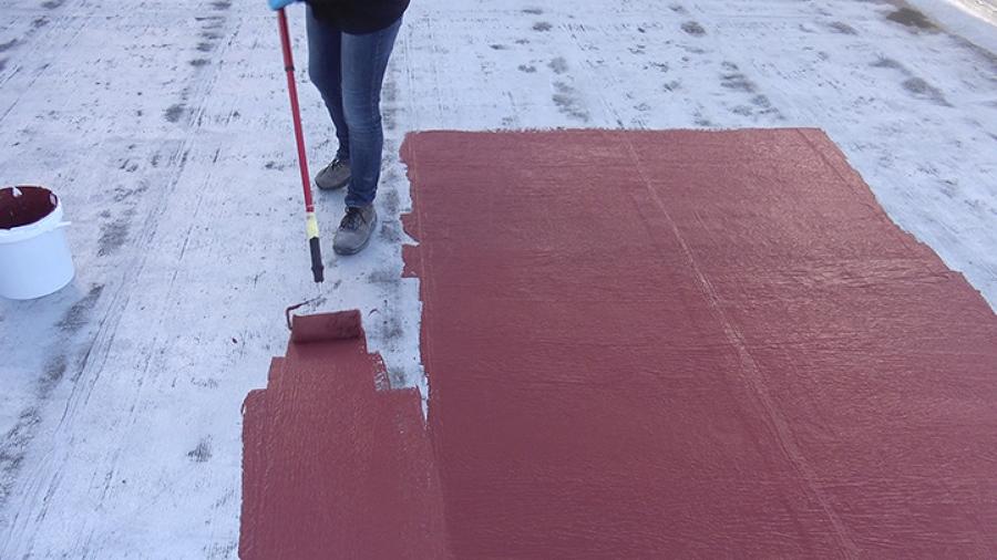 I migliori materiali low cost per impermeabilizzare casa - Prodotto impermeabilizzante per terrazzi ...