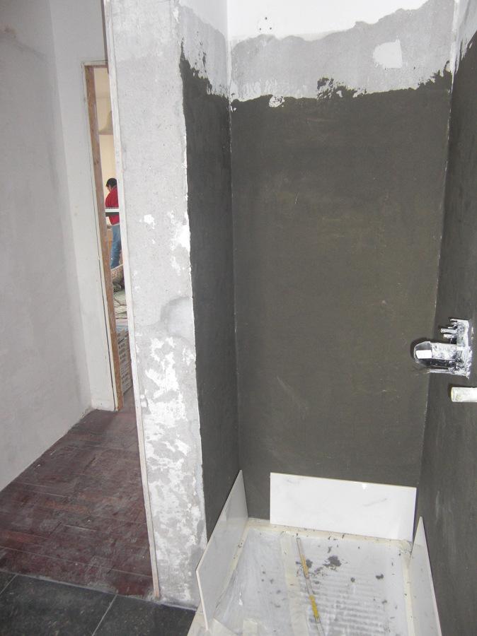 Progetto di ristrutturazione di appartamenti in villa idee ristrutturazione casa - Impermeabilizzazione piastrelle doccia ...