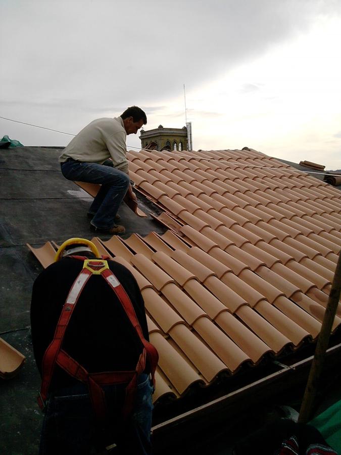 impermeabilizzazione tetto di copertura