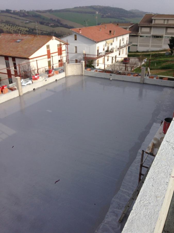 impermeabilizzazione terrazzo garanzia