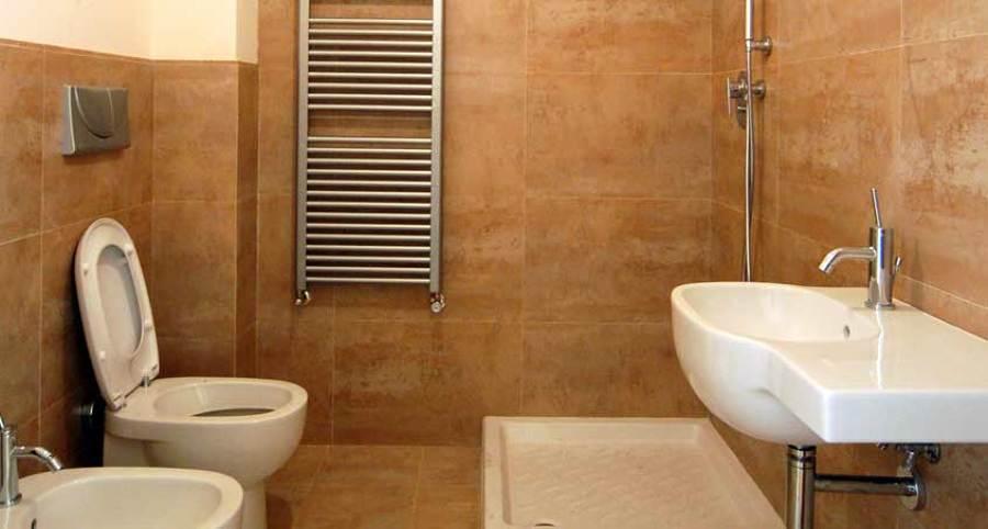 Impianti Igienico-Sanitari Residence Maison Du Parc