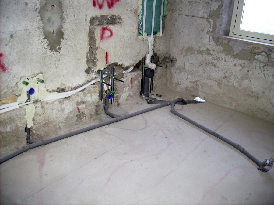 Progetto realizzazione impianto idrico riscaldamento - Impianto idraulico casa ...