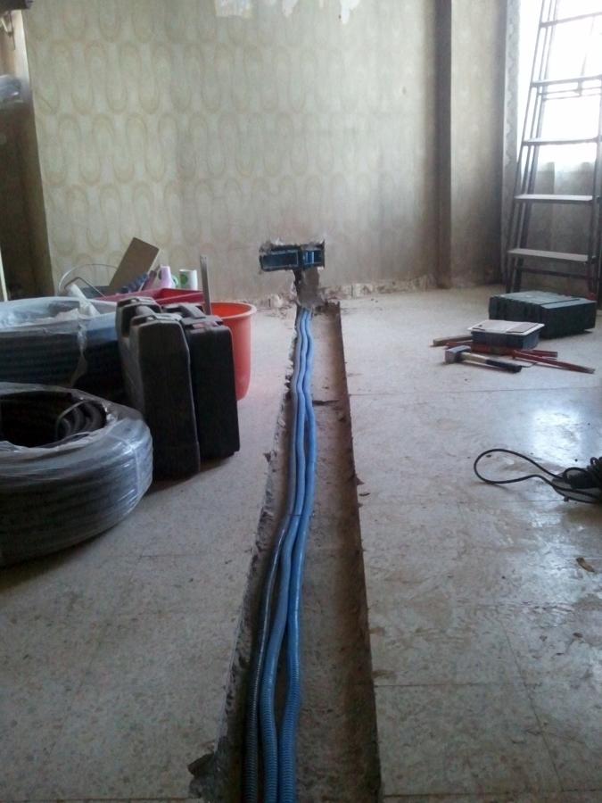 Progetto ristrutturazione appartamento progetti ristrutturazione casa - Impianto elettrico casa prezzi ...