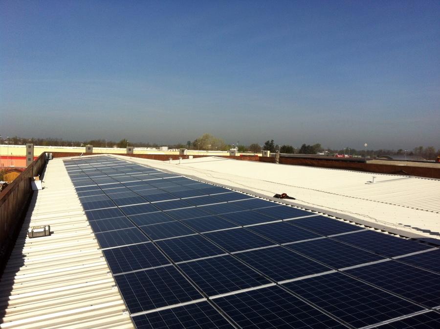 Impianto fotovoltaico 40 Kwp