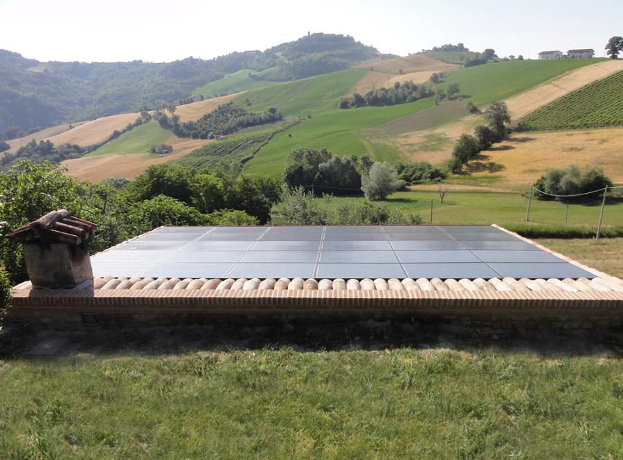 Impianto fotovoltaico 6kw