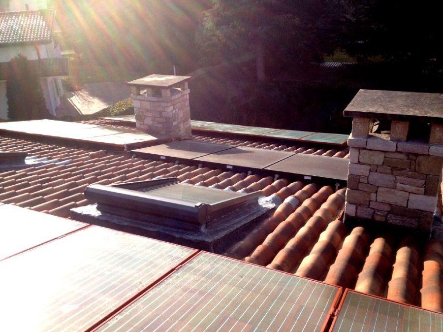Impianto fotovoltaico e solare