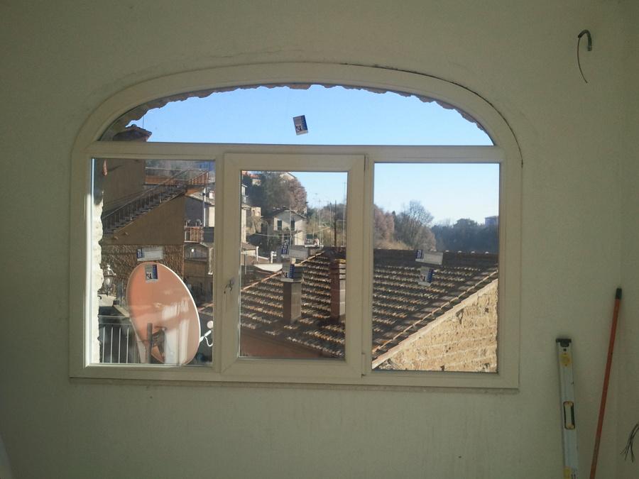 Foto infissi pvc ad arco di g c serramenti di giovanni - Finestre ad arco prezzi ...