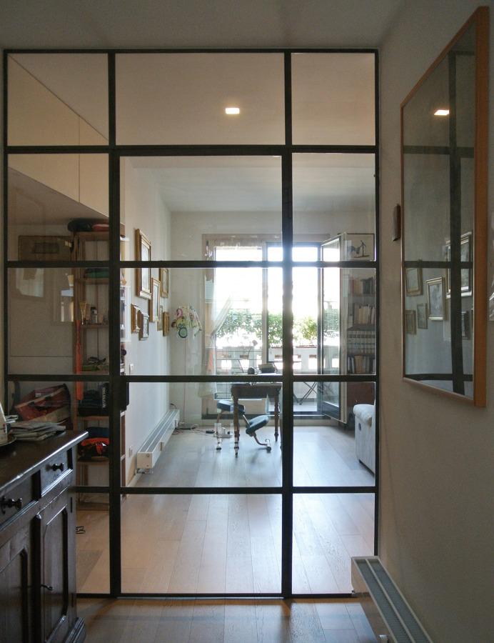 Foto ingresso su zona living di studio sarpi 340243 for Ingresso living su soggiorno