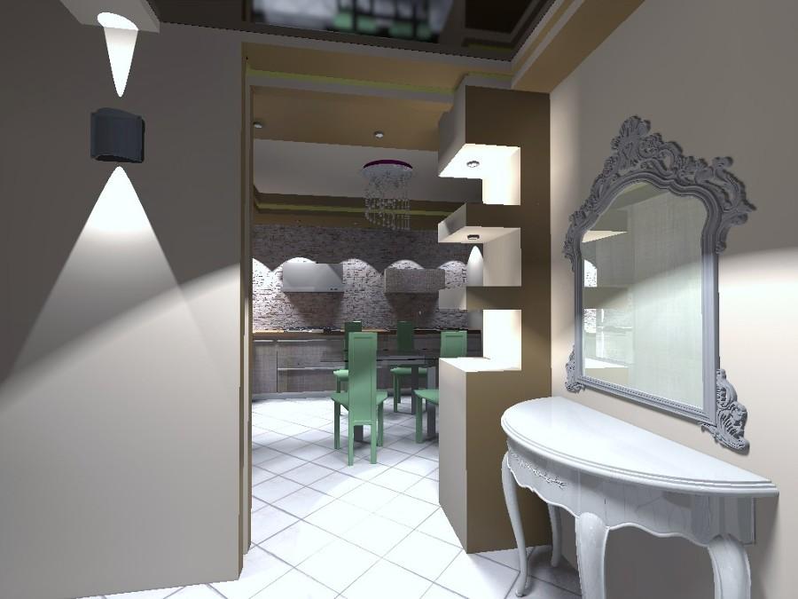 Cil e direzione lavori per ristrutturazione interna appartamento bologna interior designer - Interior designer bologna ...
