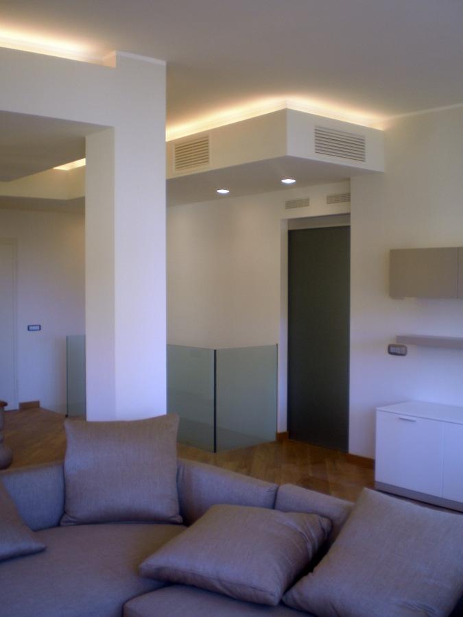 Progetto ristrutturazione casa su due livelli idee for Idee seminterrato a due livelli