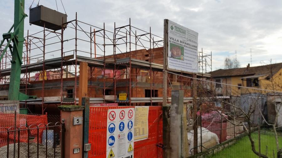 Foto inizio lavori di tecno 2 costruzioni snc 283749 - Piastrelle antigelive per esterni ...