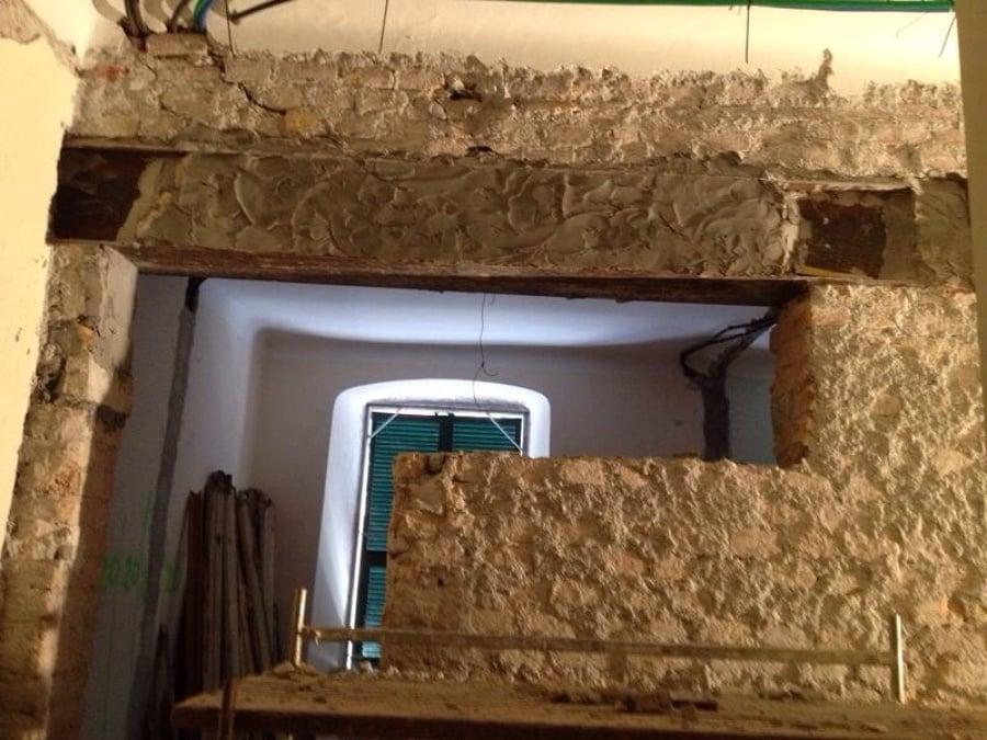 Progetto abbattimento muro portante a carignano to - Tracce su muri portanti ...