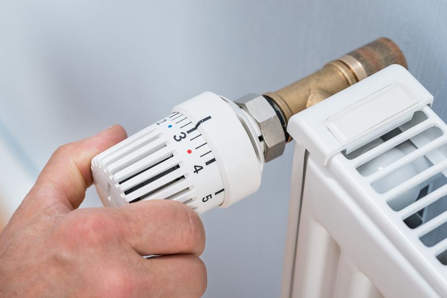 installare termosifone