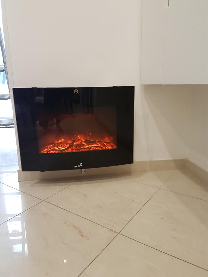 installazione termocamino